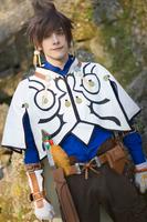 Tales of Zestiria ~ Sorey cosplay II by Yamato-Leaphere
