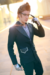 Ignis Scientia Cosplay ~ Final Fantasy XV by Yamato-Leaphere
