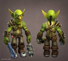 Goblin by joelmt