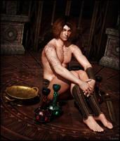 Merchant by Sazariel