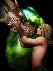 Tears of a Dragon by Sazariel
