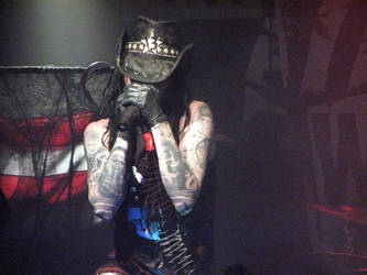 Wednesday 13 Live by Mama-cat