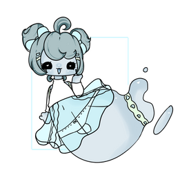 Ghostu Adoptable OPEN by nonfu