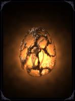 Dragon Egg v2b by EclipticAngel