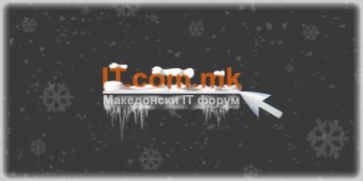 IT.com.mk winter theme by liquidworm