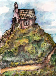 The Old House on the Hill by MaxLevel27