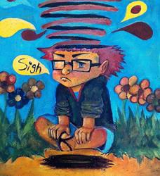 Spiraling Creativity by MaxLevel27