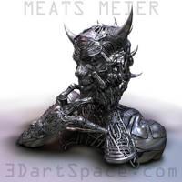 Devil - Chrome edition by meatsmeier