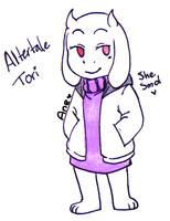 Altertale Toriiiiiii~ by AnekiName