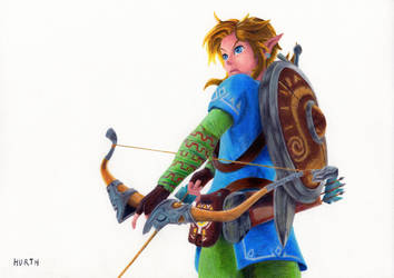 Link by John-Shooter