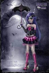 Monster High - Spectra by kharis-art