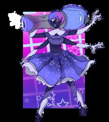 Iolite (Fusion Commission) by ChocolateCake222