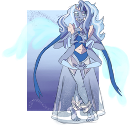 Moonstone (Fusion Commission) by ChocolateCake222