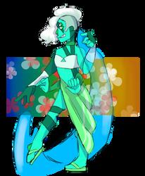 Malachite (Fusion Commission) by ChocolateCake222