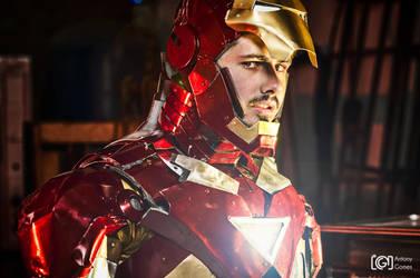I'am Iron Man! by lenbox