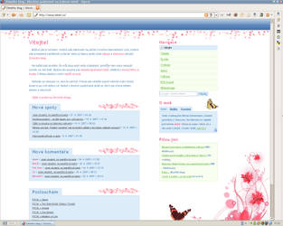 My Opera browser by zimmi