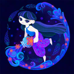 Aquarius by pikaole