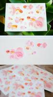 Goldfish sticker by pikaole