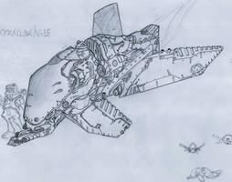 V-15 Barracuda by rafenrazer
