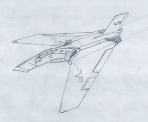 Messerschmitt Me300 Spartan by rafenrazer