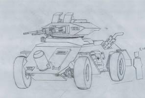Rhino ARV MkII by rafenrazer