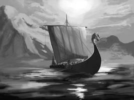 Vikings by zHowie