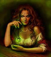 Love potion by sharandula