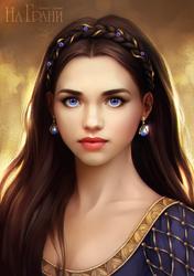 Tessa by sharandula
