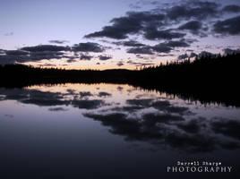 Purple Sunset by Sharpeshots