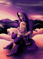 AT: Fatherdaughter by WinterGlace