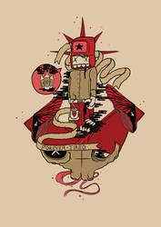 Ushanka by knightmaredesign