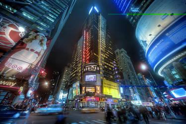 New York 1 by Saul-SixX