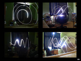 Light Paintings by willmeister42