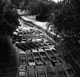 Oxford Boats by willmeister42