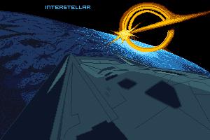 Interstellar by kaleidosgu