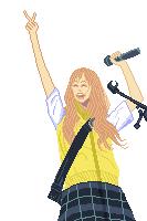 Singer by kaleidosgu