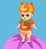 Baby doll by kaleidosgu