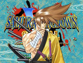 Mikko Loves Gaming : Samurai Shodown V, Yoshitora by TheMikko
