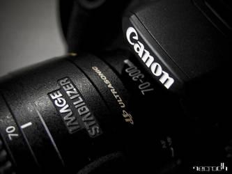 Canon 70 300 by necrodh
