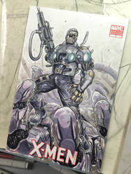Cable Sketch Cover by BillDinh