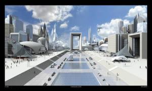 Metropolis 2208 by thmc