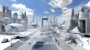 cloud city by thmc