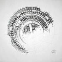 Skizze: Colosseum by thmc