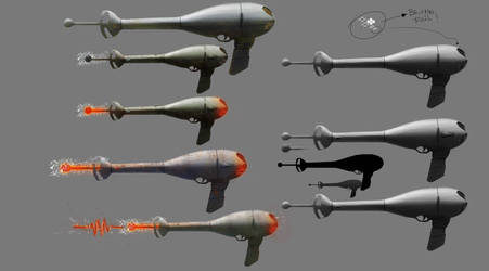 Raygun 2 by vordstrom