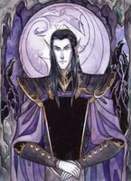 Warlock by LadySiryna