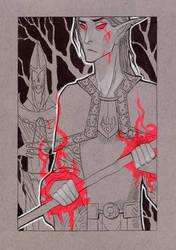 Bloodmage by LadySiryna