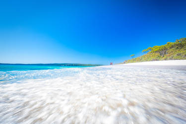 Sailors (Hyams) Beach by andyhutchinson