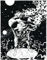 Darkseid by Andrew-Ross-MacLean