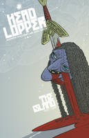 HEAD LOPPER cover by Andrew-Ross-MacLean