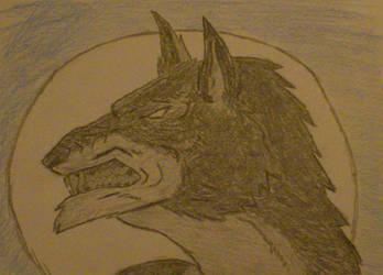 Werewolf by tazzie76